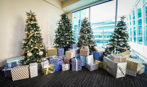 WinSport HolidayEvents ChristmasGiftsAndTrees