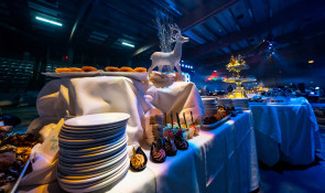WinSport HolidayEvents DessertTable