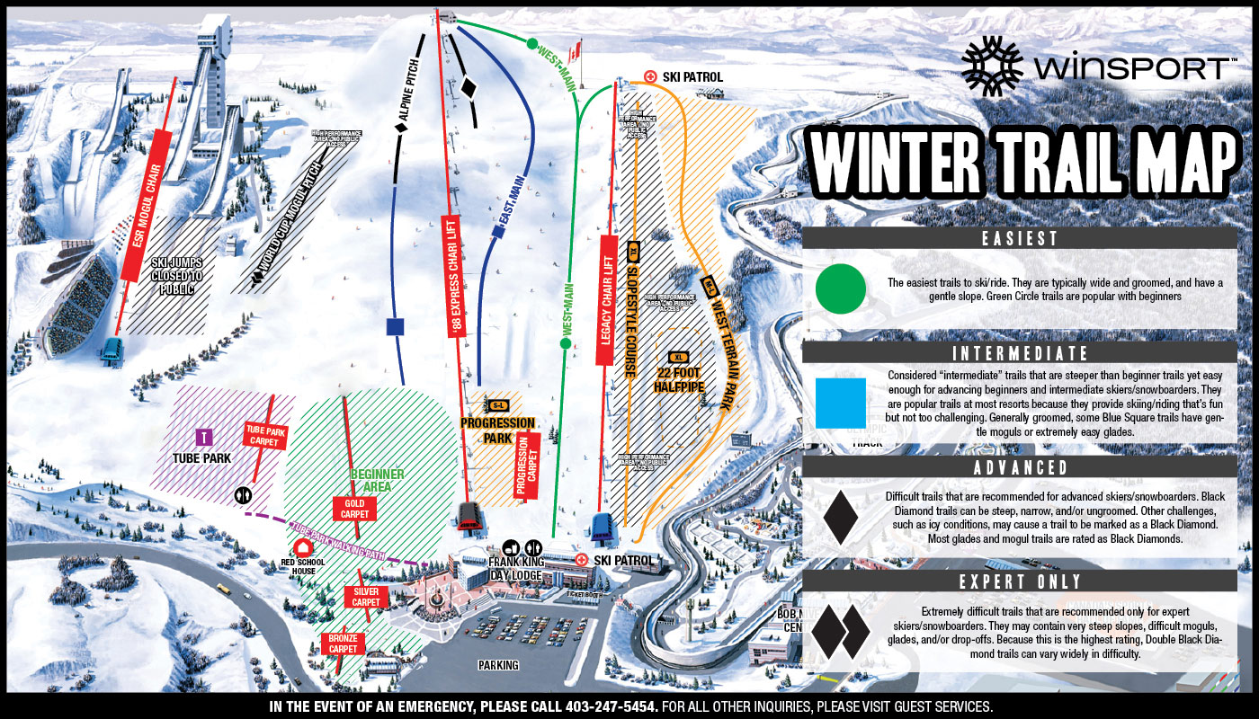 winter trails map